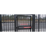 Ameristar Fence Products - Swing Gates by Fence Type: High Security Fence
