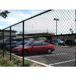 Ameristar Fence Products - PermaCoat Color Steel Chain-Link Framework