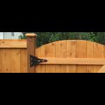 Ameristar Fence Products - Wood Gate Hardware
