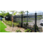 Ameristar Fence Products - Echelon II Industrial & Security Aluminum Fence