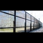 Ameristar Fence Products - Matrix High Security Perimeter Enclosure Grid
