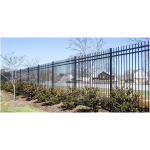 Ameristar Fence Products - Montage Commercial Commercial Steel Fence