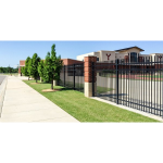 Ameristar Fence Products - Montage II Industrial & Security Steel Fence