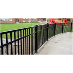 Ameristar Fence Products - Montage Industrial Industrial Steel Fence