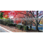 Ameristar Fence Products - Montage Plus Premium Residential & Light Commercial Steel Fence