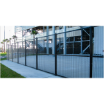Ameristar Fence Products - WireWorks Anti-Climb Anti-Climb Welded Wire Fence