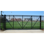 Ameristar Fence Products - PassPort Commercial Commercial Sliding Roll Gate
