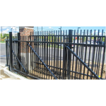 Ameristar Fence Products - PassPort II Industrial Sliding Roll Gate
