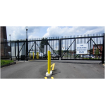 Ameristar Fence Products - TransPort II Industrial Cantilever Slide Gate