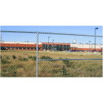 Ameristar Fence Products - GalvOnAll Galvanized Steel Chain Link Framework