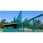 Ameristar Fence Products - PermaCoat Coated Chain Link Framework