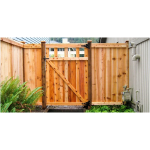 Ameristar Fence Products - Wood Gate Hardware Powder Coated Steel Hardware