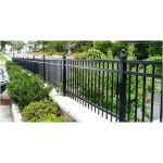 Ameristar Fence Products - Aegis Plus Light Commercial Steel Fence