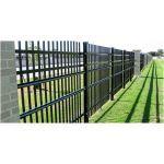 Ameristar Fence Products - Stalwart II Anti-Ram Industrial Steel Fence