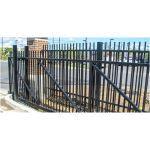 Ameristar Fence Products - PassPort II Industrial Sliding Roll Gate
