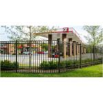 Ameristar Fence Products - Echelon Plus Premium Residential & Light Commercial Aluminum Fence