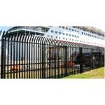 Ameristar Fence Products - Stalwart IS Anti-Ram High Security Steel Fence