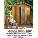 Finlandia Sauna Products, Inc. - Finlandia Outdoor Sauna