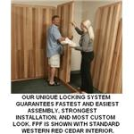 Finlandia Sauna Products, Inc. - Finlandia Prefabricated Rooms (FPF)