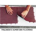 Finlandia Sauna Products, Inc. - Sanitary Super Dek Flooring for Saunas