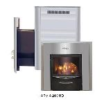 Finlandia Sauna Products, Inc - Harvia 20 Duo with Dressing Room Fireplace