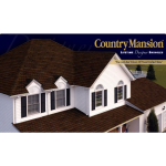 GAF - Country Mansion® Lifetime Designer Asphalt Shingles