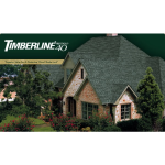 GAF - Timberline® Prestique® 40 High Definition® Asphalt Roofing Shingles