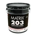 GAF - MATRIX™ 203 Plastic Roof Cement