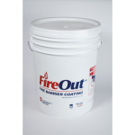 GAF - FireOut™ Fire Barrier Roof Coating