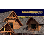 GAF - Grand Canyon™ Lifetime Designer Asphalt Shingles
