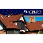 GAF - Slateline® Designer Lifetime Asphalt Shingles