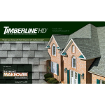 GAF - Timberline® HD™ Lifetime High Definition® Asphalt Shingles