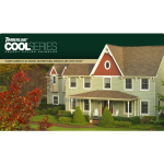 GAF - Timberline® Cool Series Energy Saving Asphalt Shingles