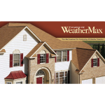 GAF - Marquis® WeatherMax® 3-Tab Asphalt Shingles