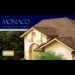 GAF - Monaco™ Lifetime Designer Asphalt Shingles