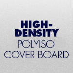 GAF - EnergyGuard™ High Density PolyIso Cover Board