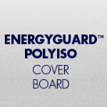GAF - EnergyGuard™ Composite Board PolyIso Roof Insulation