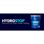 GAF - HYDROSTOP™ PremiumCoat® Butter Grade Flashing