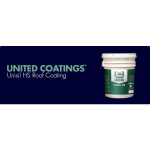 GAF - United Coatings™ Unisil HS Roof Coating
