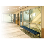 SAFTI FIRST - GPX Architectural Series - Fire Protective/Resistive Aluminum Clad Framing