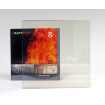 SAFTI FIRST - Pyran Platinum L 20-180 Minute Laminated Fire Protective Safety Ceramic Glazing