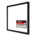 SAFTI FIRST - SuperSecure II-XLS 45 to 120 45-120 Minute Clear, Forced Entry and Fire Resistive Rated Glazing