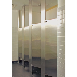 General Partitions Mfg. Corp. - Stainless Steel Toilet Partitions