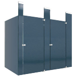 General Partitions Mfg. Corp. - Plastic Laminate Toilet Partitions