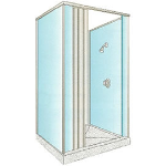 General Partitions Mfg. Corp. - Shower and Dressing Compartments