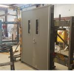 North American Bullet Proof - Steel Doors - SDR-PP-NL-BF