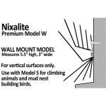 Nixalite of America Inc. - Nixalite Model W Bird Spikes