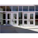 Special-Lite, Inc. - SL-20 FRP – Sandstone-Textured Aluminum Hybrid Door