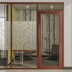 Special-Lite, Inc. - SLI Interior Aluminum Doors with Smoke Label