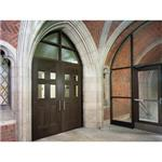 Special-Lite, Inc. - SL-18 Aluminum AMP Wood Grain Colonial Door